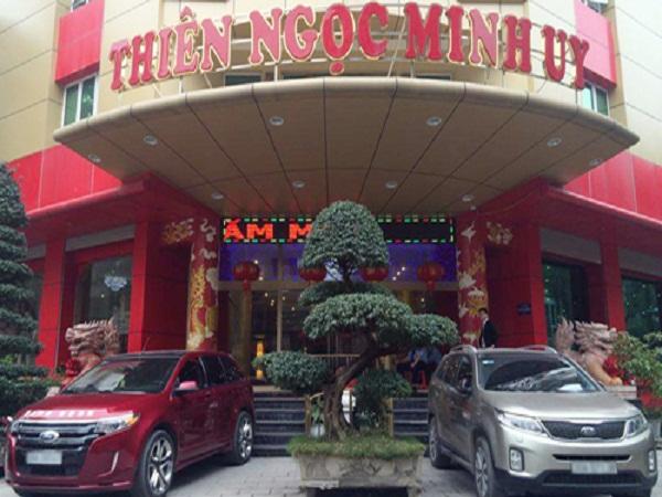 Phát hiện hàng loạt sai phạm tại Thiên Ngọc Minh Uy và Amway Việt Nam