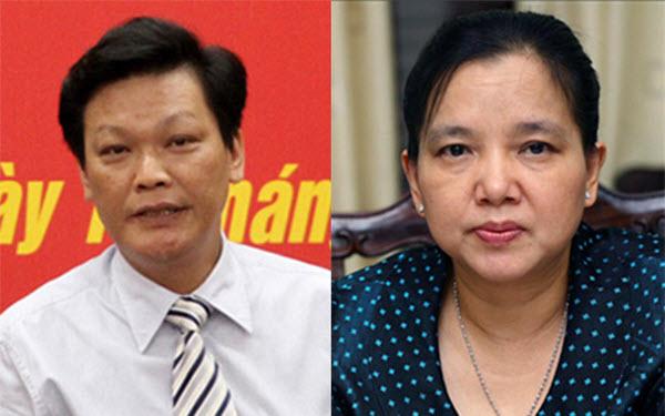 Thủ tướng kỷ luật khiển trách hai Thứ trưởng Bộ Nội vụ