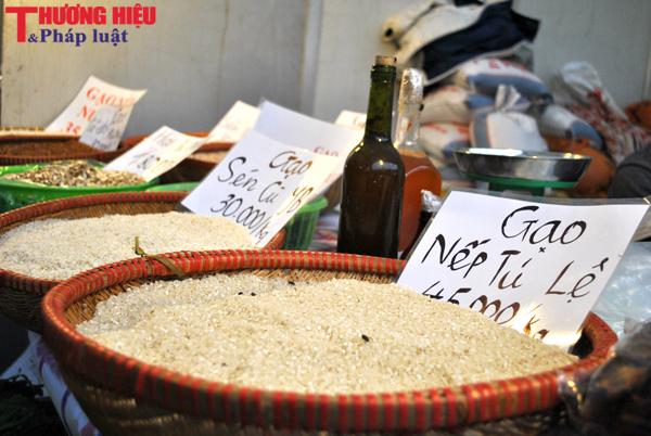 Nông sản sạch trên cả nước hội tụ về Hội chợ Xuân Đinh Dậu tại Hà Nội