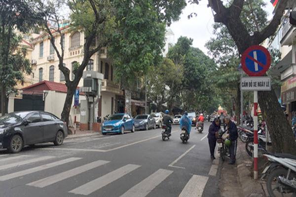 Hà Nội triển khai thêm các tuyến phố đỗ xe theo ngày chẵn, lẻ