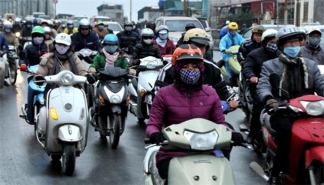 Thời tiết ngày 20/1: Không khí lạnh tăng cường, Bắc Bộ tiếp tục chìm trong giá rét