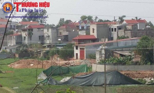 Việt Yên, Bắc Giang: Chính quyền xã thừa nhận buông lỏng trong quản lý đất đai
