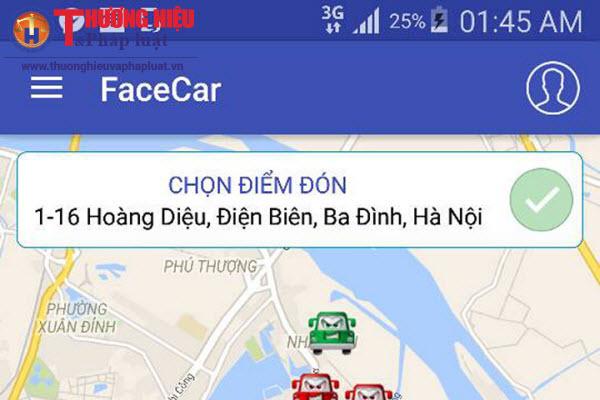 Ứng dụng Facecar giúp tìm xe dễ dàng hơn với smartphone