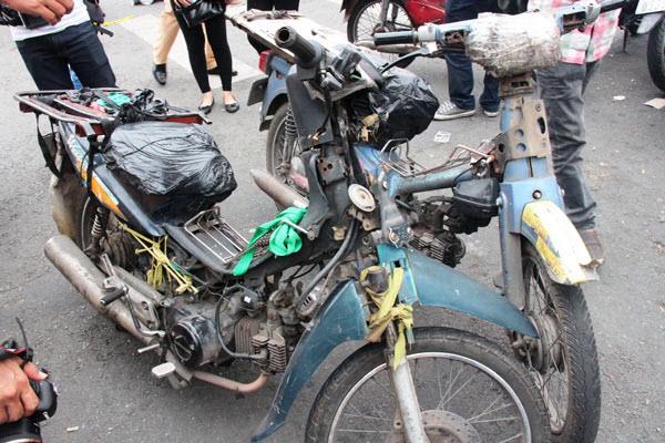 Hà Nội xem xét việc thu hồi 2,5 triệu xe máy 'quá đát'