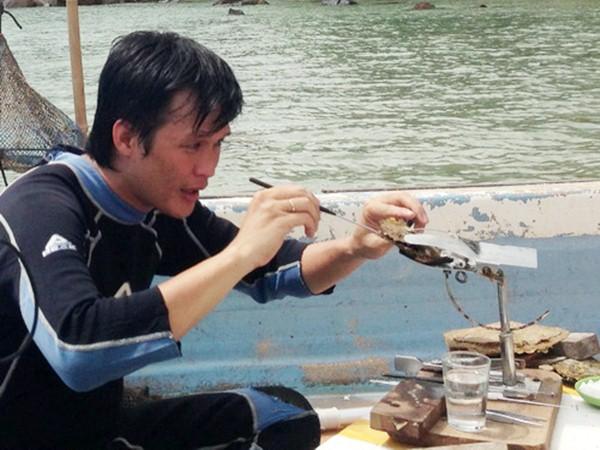 Nghệ nhân Hồ Thanh Tuấn – người khắc 'nét Việt' trên ngọc trai