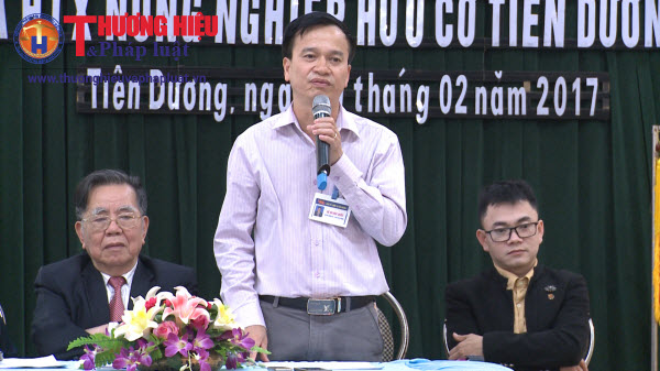 Giải pháp và ứng dụng nông nghiệp hữu cơ để xây dựng thương hiệu của HTX Tiên Dương