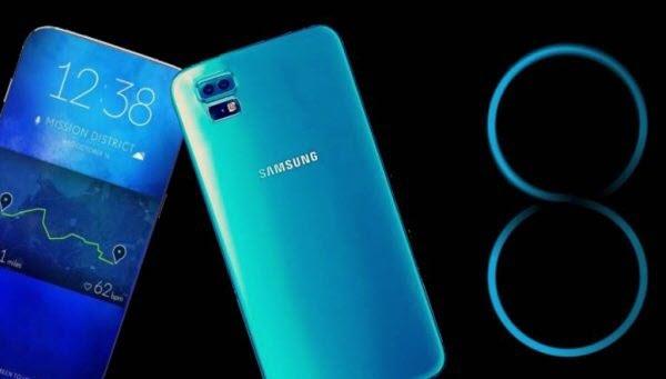 Rò rỉ hình ảnh được cho là siêu phẩm Galaxy S8 của Samsung?