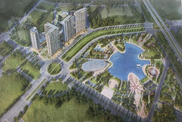 Mai Linh đầu tư khu phức hợp 4.460 tỷ đồng tại Mễ Trì