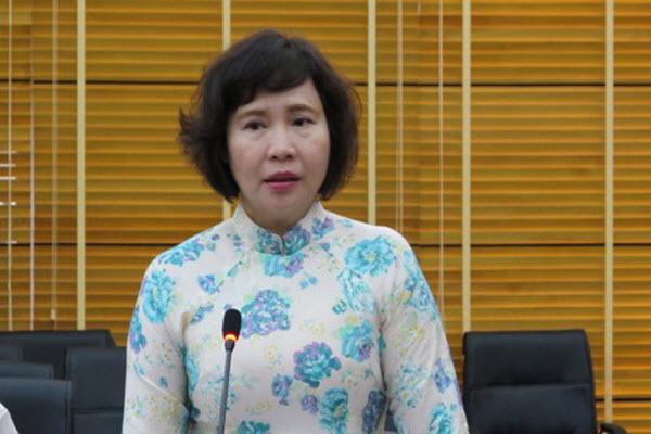 4 Bộ vào cuộc kiểm tra tài sản của Thứ trưởng Hồ Thị Kim Thoa