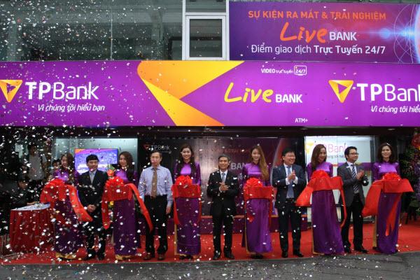 TPBank muốn nâng cao trải nghiệm dịch vụ ngân hàng số với LiveBank