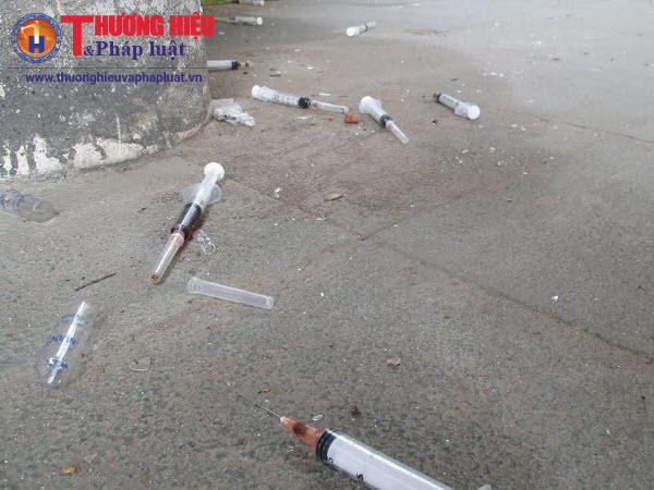 Thừa Thiên Huế: Cần dẹp bỏ tụ điểm tiêm chích ma túy dưới chân cầu Dã Viên