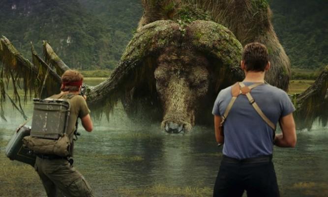 """Đẹp sững sờ phim trường hùng vĩ của """"Kong: Skull Island"""" ở Quảng Bình"""