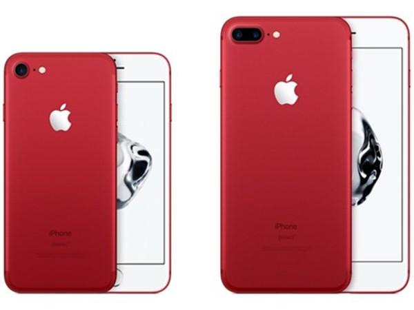 Apple sắp ra mắt iPhone 7 và 7 Plus màu đỏ rực, giá từ 21,7 triệu đồng