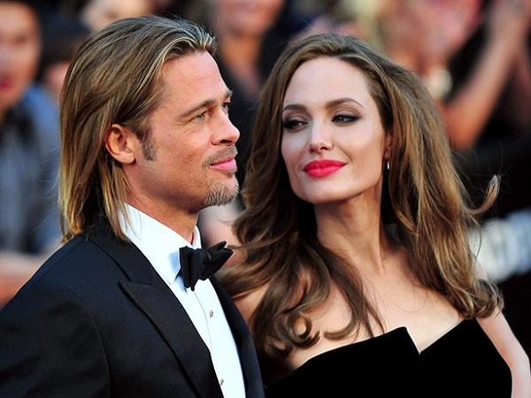 Brad Pitt và Angelina Jolie lần đầu gặp lại sau ly hôn