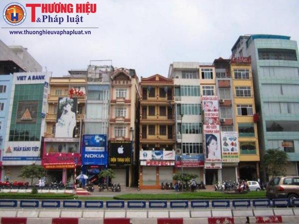 Giá thuê nhà mặt phố Hà Nội giảm mạnh sau 'chiến dịch' đòi lại vỉa hè