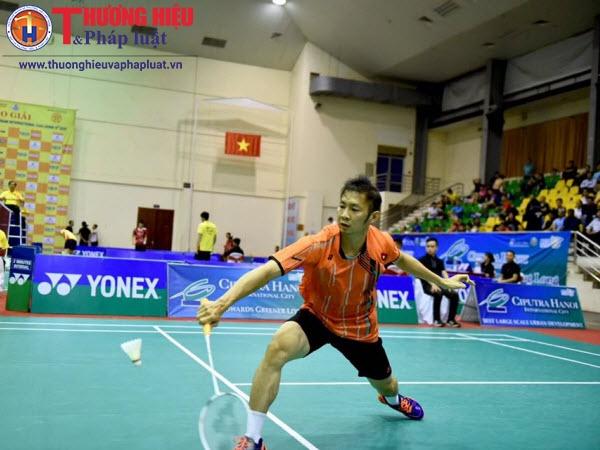 Việt Nam có 3 suất vào vòng đấu bán kết giải cầu lông Ciputra Hà Nội 2017