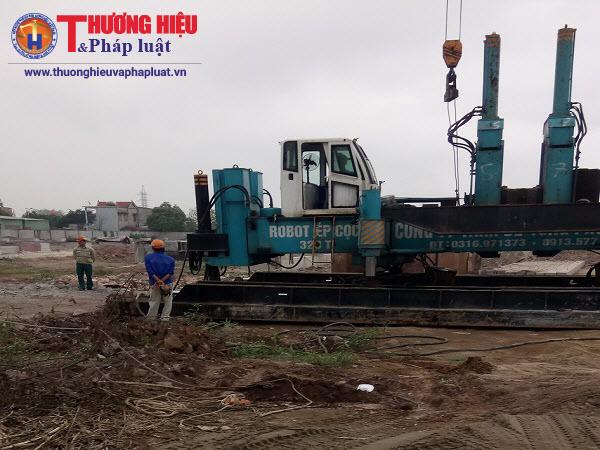 Hải Phòng: Công ty Tuấn Long phớt lờ các quy định về trật tự xây dựng, vi phạm luật đê điều