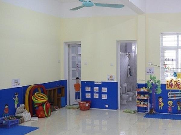 Huyện Mỹ Đức: Cô giáo mầm non không nhốt trẻ trong nhà vệ sinh