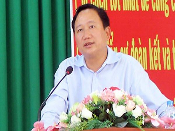 Bộ Công Thương đã gửi đề nghị thu hồi huân chương của Trịnh Xuân Thanh