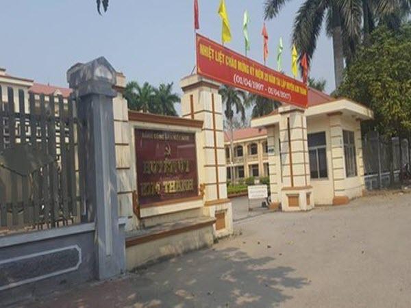 Tỉnh ủy Hải Dương vào cuộc vụ 'cả nhà làm quan' ở huyện Kim Thành