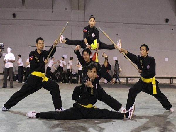 Thiếu Lâm Long Phi: Kết hợp hài hòa giữa võ thuật và âm nhạc