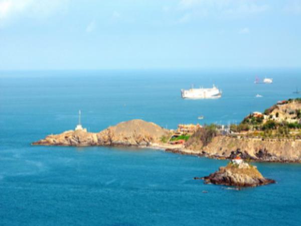 Vũng Tàu: Cứu được 6 thuyền viên rơi xuống biển sau khi bị tàu container đâm chìm