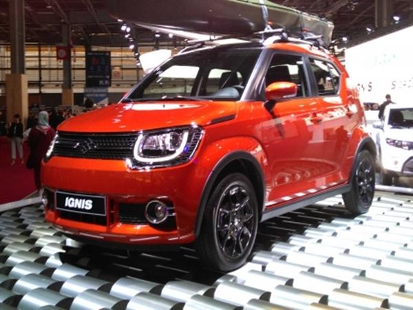 """Những mẫu ô tô giá rẻ nào """"hot"""" nhất năm 2017?"""