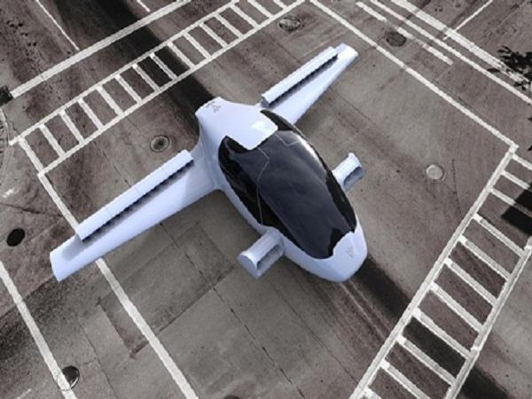 Ô tô bay cất cánh thẳng đứng bằng phản lực sắp được bán hàng loạt