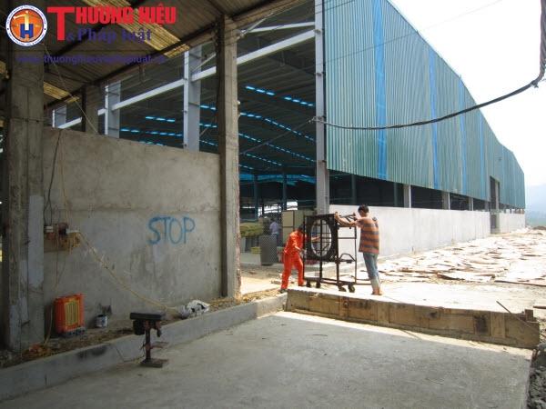 Thanh Hóa: Ai tiếp tay cho Công ty Trường Sơn xây dựng xưởng chế biến gỗ trái phép?