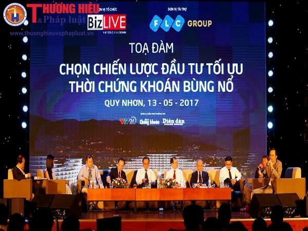 Chủ tịch HĐQT FLC: 'Thị trường chứng khoán cần trở thành kênh huy động vốn chủ lực cho doanh nghiệp'