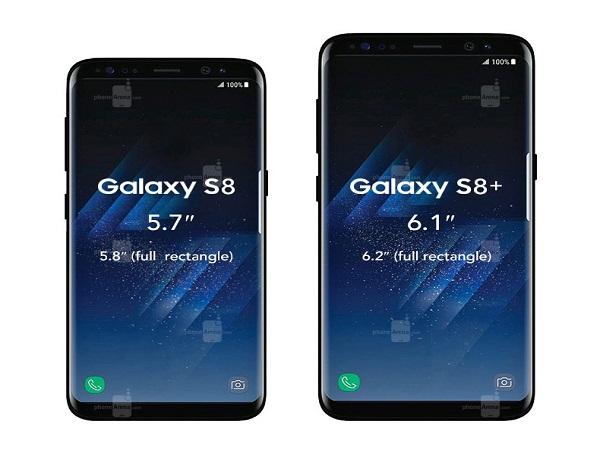 5 triệu chiếc Samsung Galaxy S8/S8+ đã được bán ra