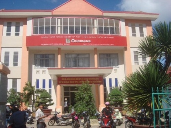 Đắk Lắk: Bắt khẩn cấp cán bộ ngân hàng Agribank chiếm đoạt hơn 100 tỉ đồng