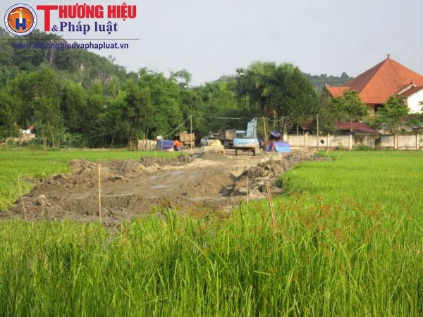 Hàm Rồng - Thanh Hóa: Công an điều tra vụ cố tình hủy hoại tài sản, đền bù đất sai đối tượng