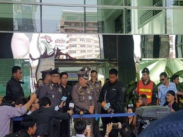 Đánh bom tại bệnh viện quân đội Thái Lan, hơn 20 người bị thương