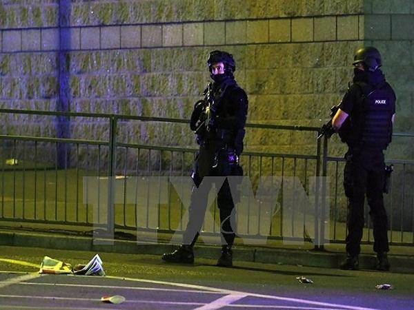 Nổ lớn tại buổi biểu diễn âm nhạc ở Anh, 22 người thiệt mạng