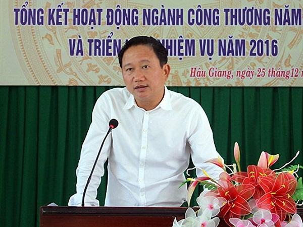 Chủ tịch nước hủy quyết định khen thưởng Huân chương Lao động đối với Trịnh Xuân Thanh