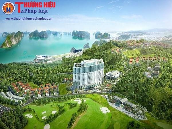 """Lộ diện khách sạn có """"view"""" tuyệt mỹ ngắm vẻ đẹp của Vịnh Hạ Long từ trên cao"""