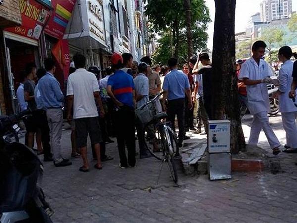 2 người tử vong nghi do nắng nóng kỷ lục ở Hà Nội