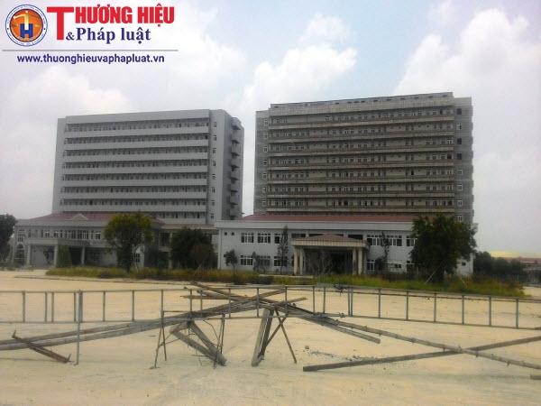 Dự án bệnh viện Sản - Nhi Ninh Bình hoàn thành 80% khối lượng công trình vẫn chưa đánh giá tác động môi trường