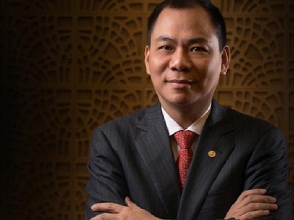 Tỷ phú Phạm Nhật Vượng trở lại vị trí người giàu nhất sàn chứng khoán Việt sau 7 tháng