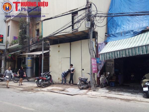 Phường Lý Thái Tổ - Hoàn Kiếm: 'Điểm nóng' về vi phạm trật tự xây dựng trong khu phố cổ Hà Nội?