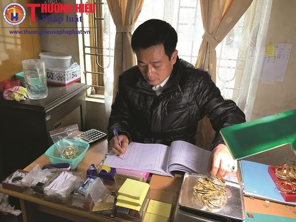 Nghệ nhân Nguyễn Tấn Phát và niềm đam mê với ngành vàng
