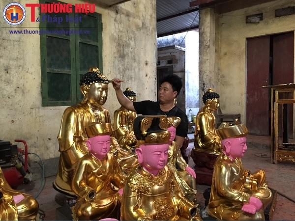 Nghệ nhân Quốc gia Nguyễn Đức Lợi: Người thổi hồn cho sản phẩm tâm linh Việt