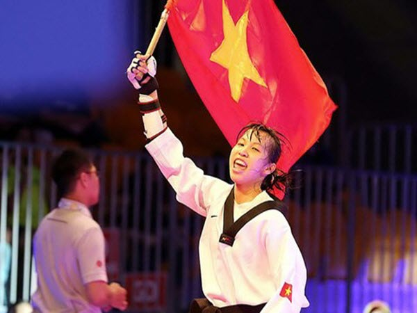 Taekwondo Việt Nam lần đầu tiên có huy chương bạc thế giới