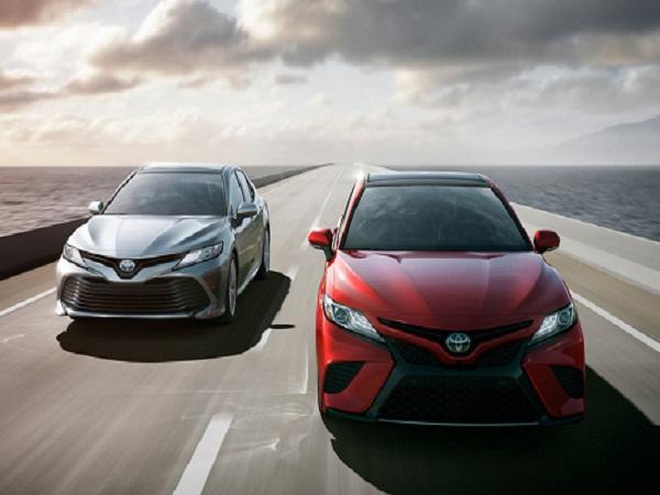 Toyota Camry 2018 đột phá với phong cách thể thao khác biệt