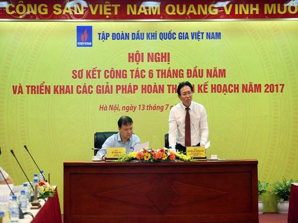 PVN hoàn thành vượt mọi chỉ tiêu sản xuất kinh doanh 6 tháng đầu năm