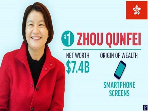 Từ người bỏ học cấp 3 trở thành nữ tỷ phú tự thân giàu nhất thế giới