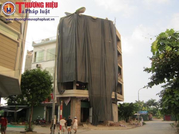 Bắc Từ Liêm - Hà Nội: Chính quyền phường Phú Diễn 'thả nổi' công trình sai phép?