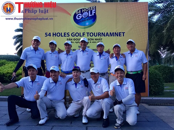 """Giải golf 54 Holes Tournament: """"Đam mê không giới hạn"""""""