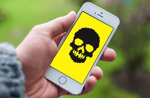Smartphone thường trực nguy cơ bị theo dõi